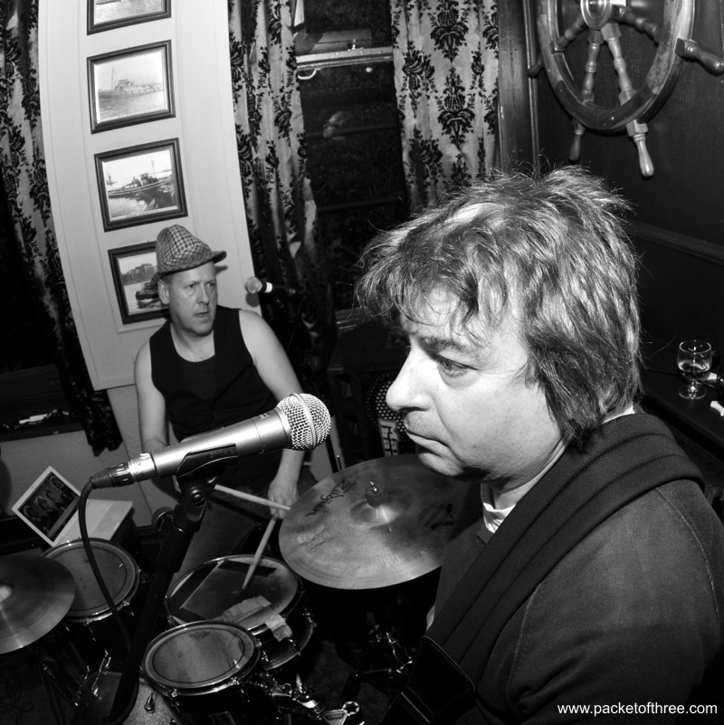 Simon and John