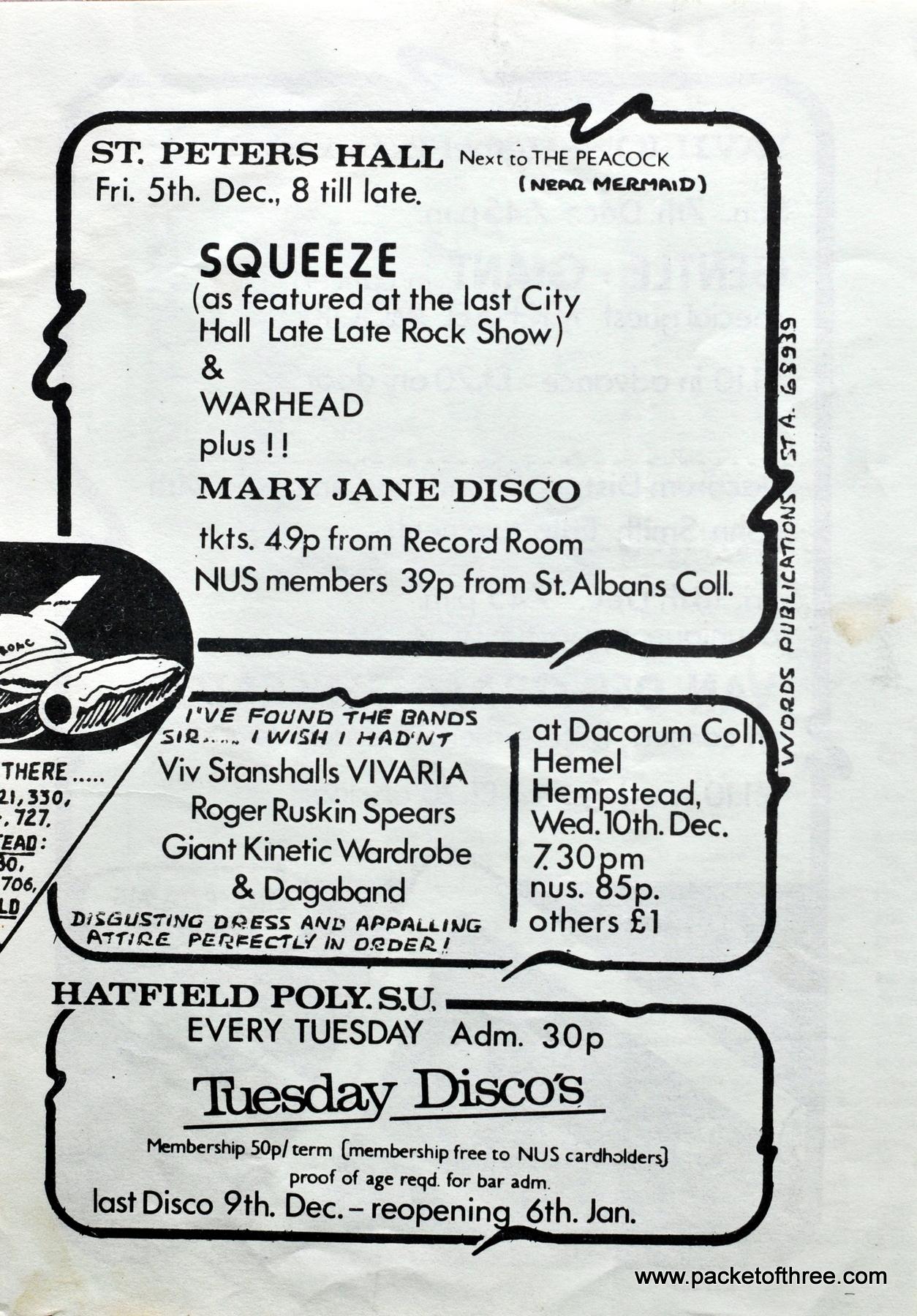1975-12-05 Flyer