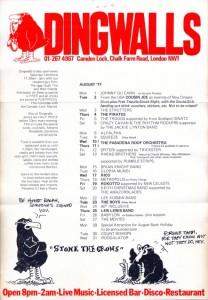 1977-08-09 flyer