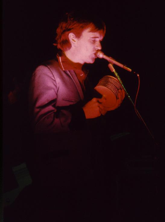 1980-02-24 St Andrews University on February 24th 1980. Thank you Allan Mckay for the great pictures!