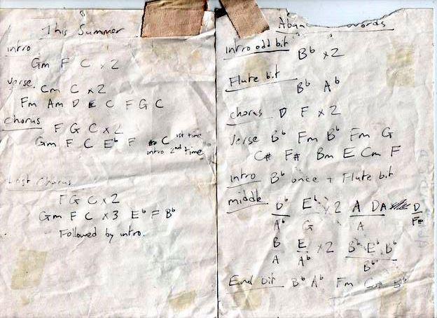 1994-12-14 songbook