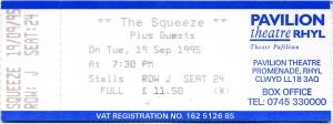 1995-09-19 ticket