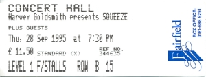 1995-09-28 ticket