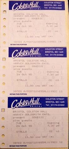1995-10-24 ticket