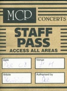 1996-12-08 backstage pass