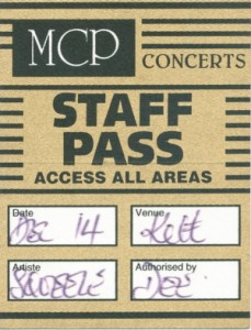 1996-12-14 backstage pass