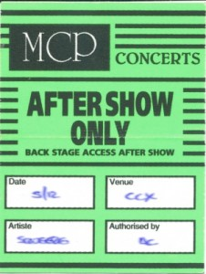 1998-12-05 backstage pass