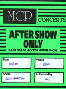 1998-12-12 backstage pass