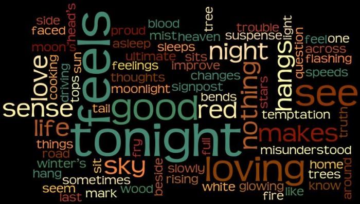Loving You Tonight