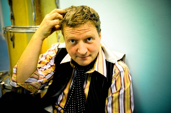 Glenn Tilbrook photographed by Danny Clifford