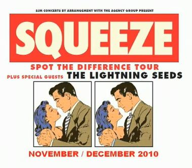 Spot the Difference Tour 2010