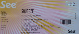 2010-11-13 Ticket