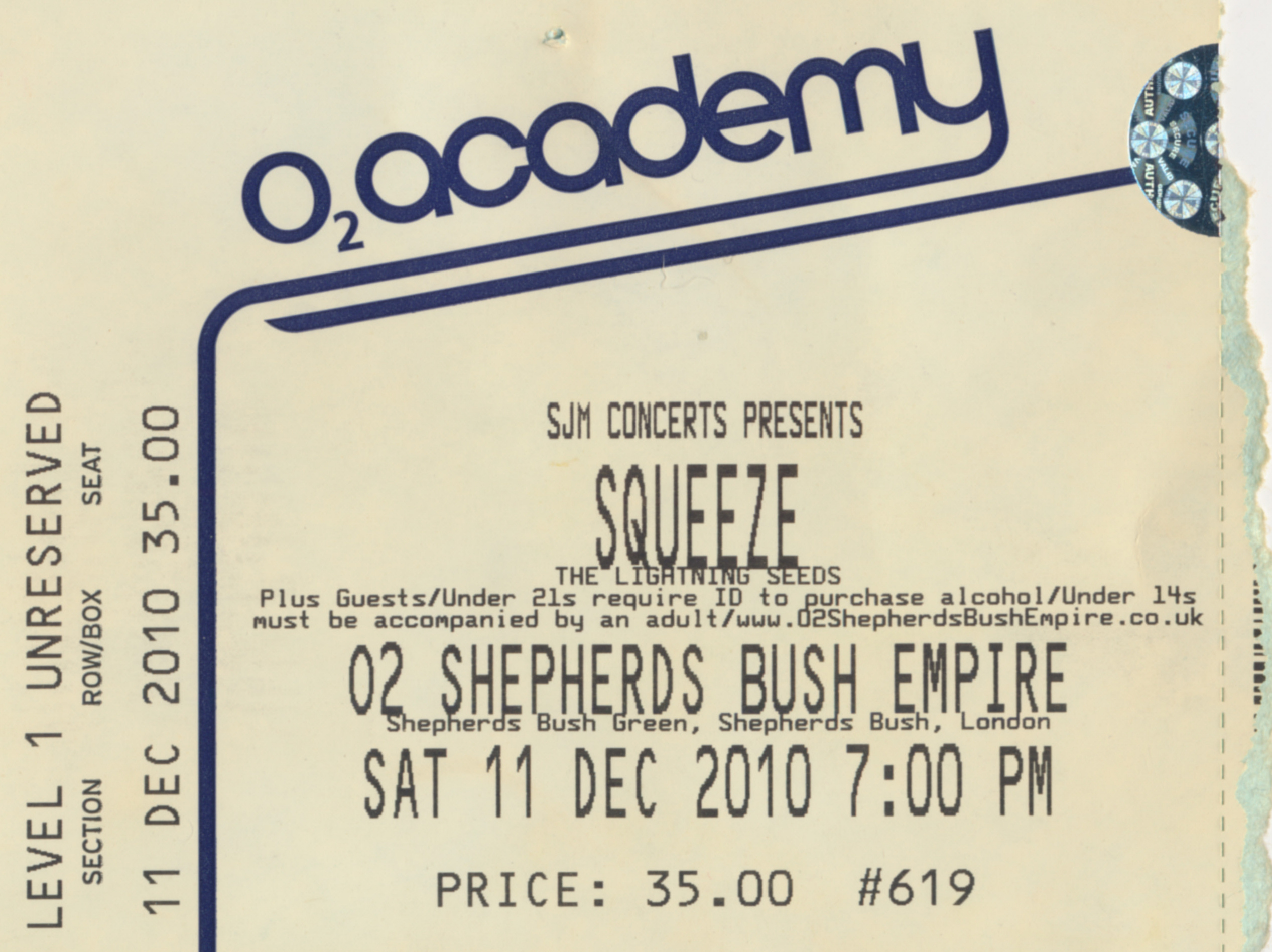 2010-12-11 ticket