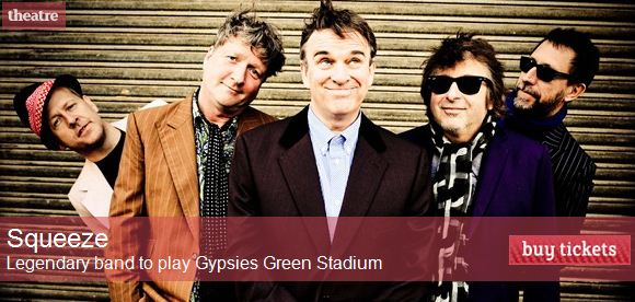 Gypsies Green Stadium