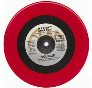 If I Didnt Love You - red vinyl