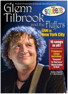 Glenn Tilbrook and the Fluffers DVD