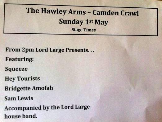 2011-05-01 Hawley Arms