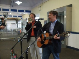 Chris Difford Up the Junction Radio 4 Clapham