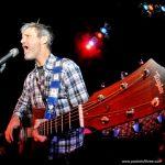 Steve Poltz soundchecks at Colston Hall, Bristol 11 November 2011