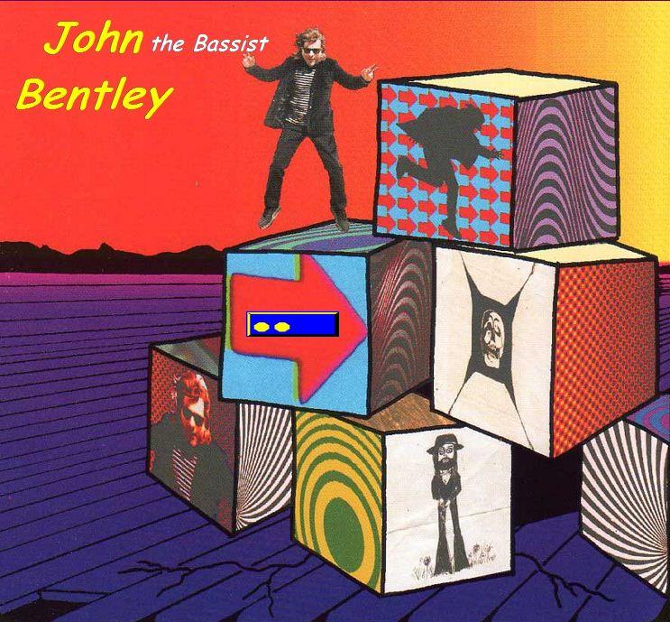 John Bentley web site