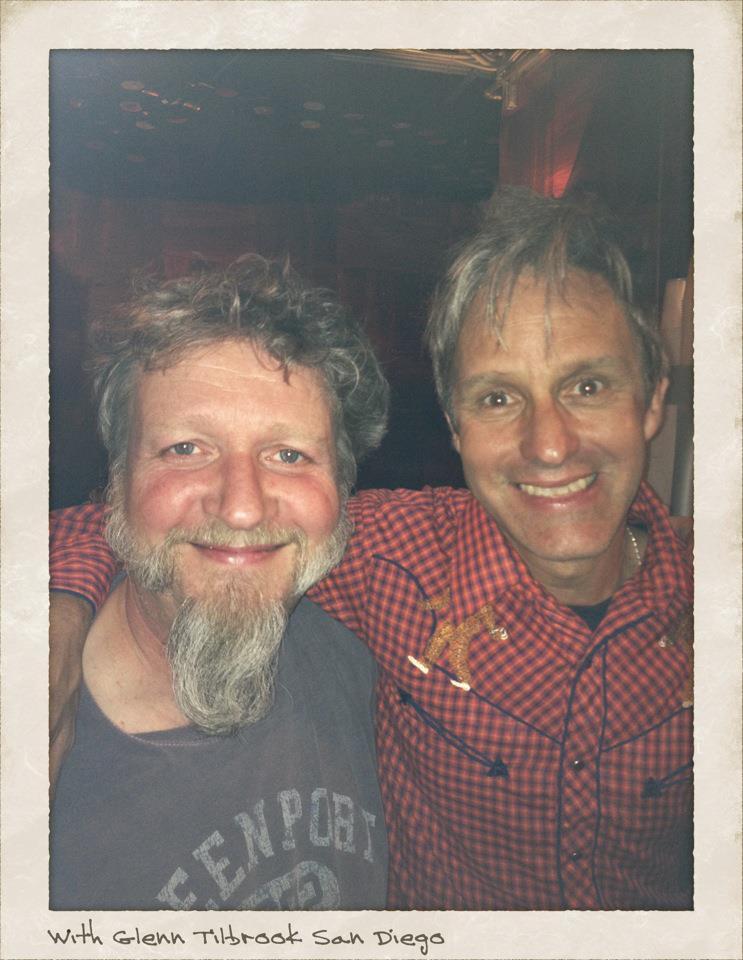 2012-04-11 Glenn and Steve Poltz