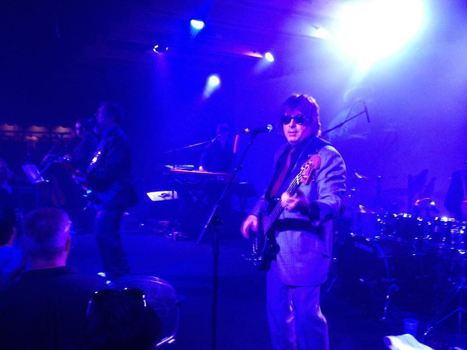 2012-04-15 Crescent Ballroom Phoenix - photo by Peter D Thompson