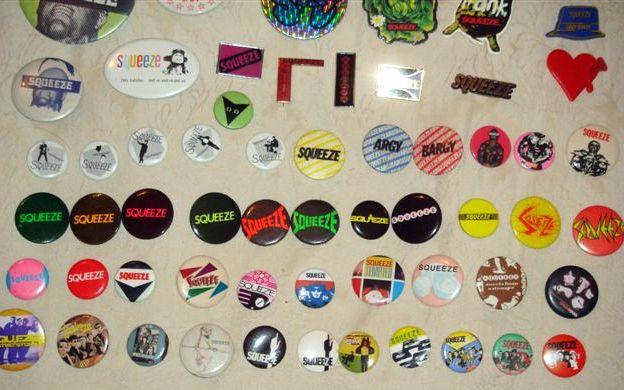 Jennifer's badges