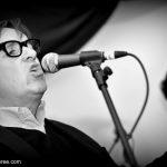 Chris Difford – Squeeze – 6 April 2012 – live at Harrow Cricket Club
