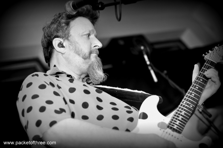 Glenn Tilbrook - Squeeze - 6 April 2012 - live at Harrow Cricket Club