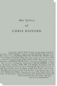 The Lyrics Of Chris Difford