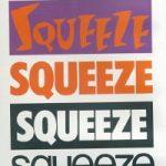 Historic Squeeze logos 1