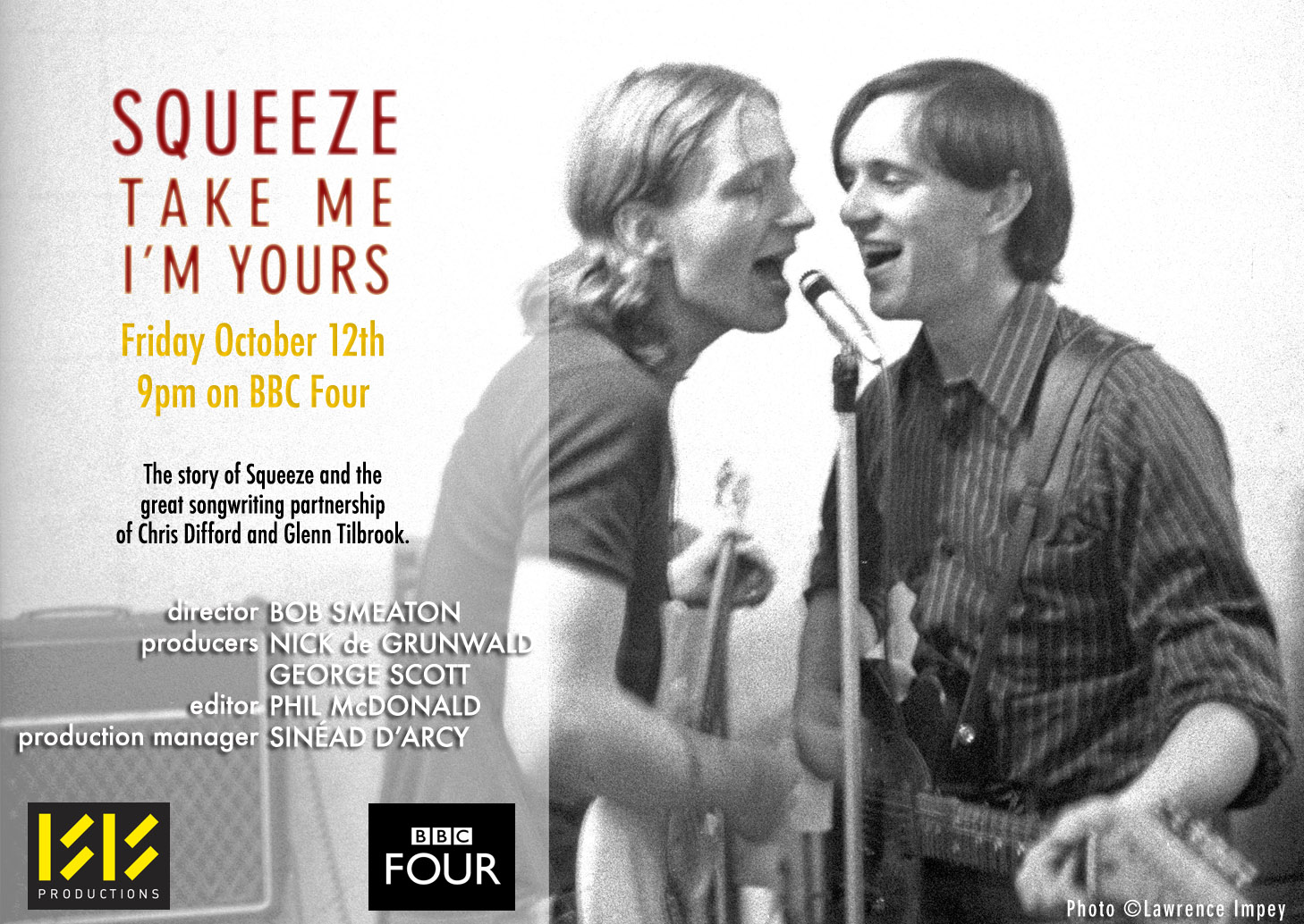 2012-10 Take Me I'm Yours Documentary