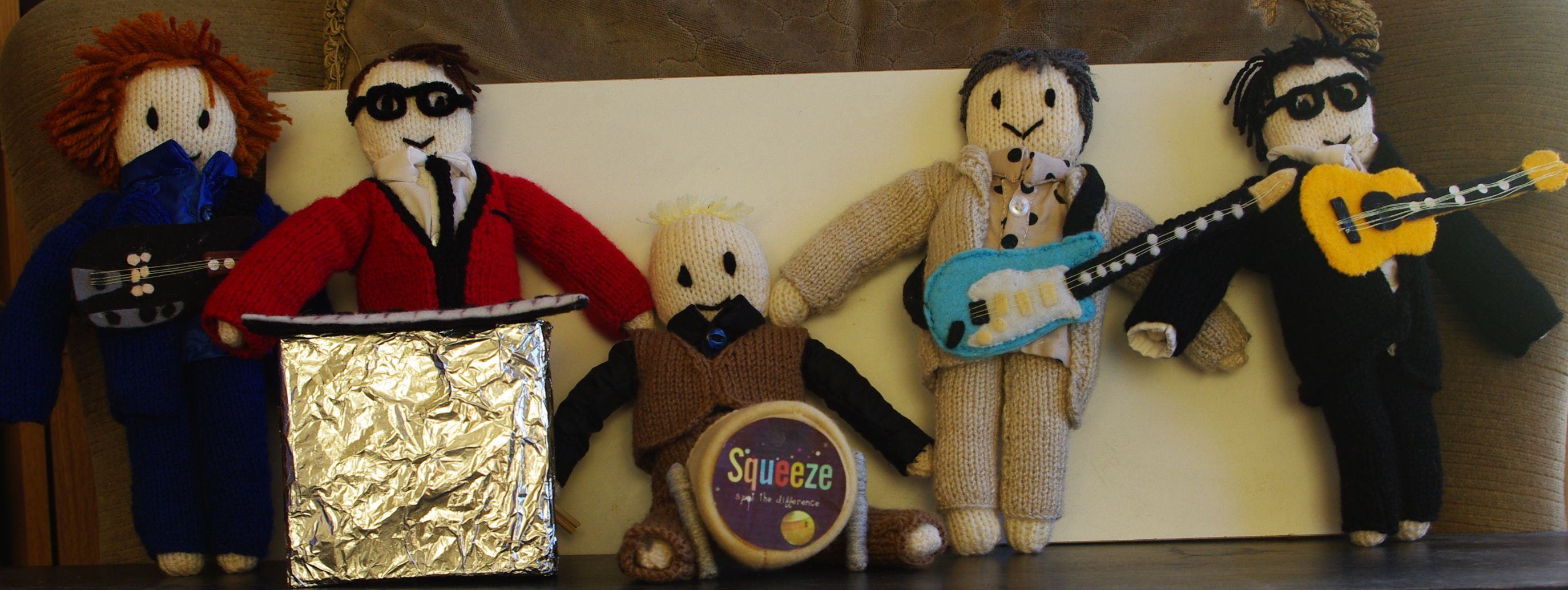 Jackie Winn Squeeze dolls