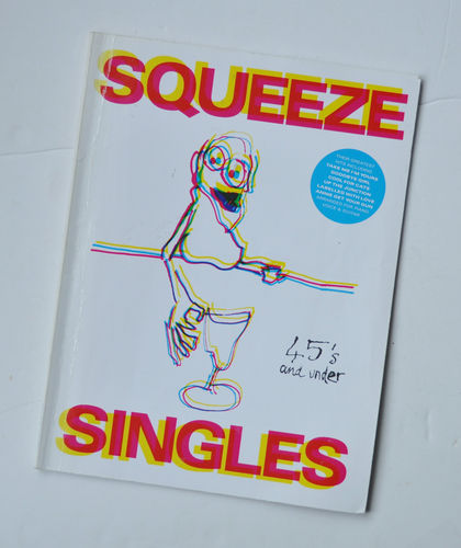 Squeeze - Singles 45's and Under - sheet music