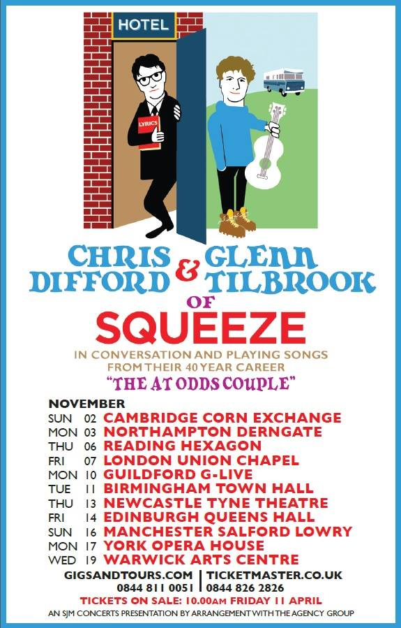 The At Odds Couple Tour
