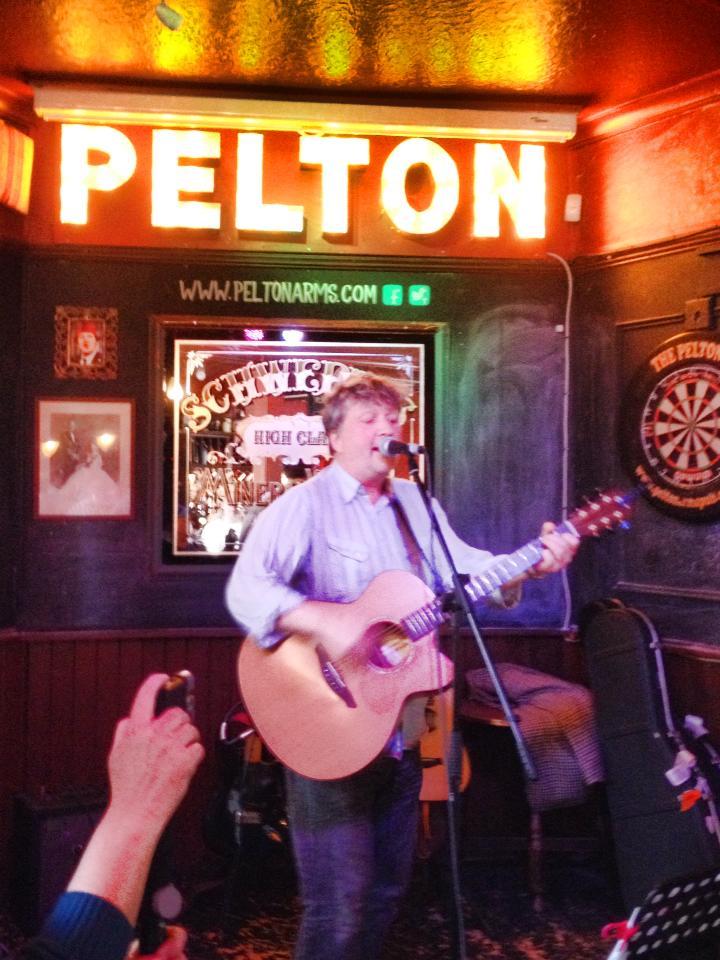 2014-05-05 Pelton  - Photograph by John Michie