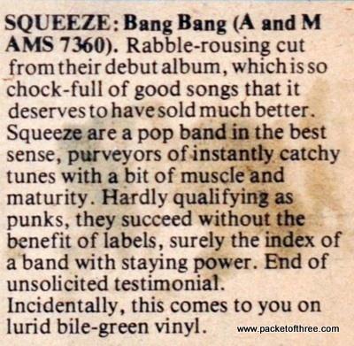 Bang Bang review