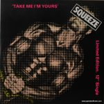 Take Me I'm Yours – UK – 12″ – picture sleeve