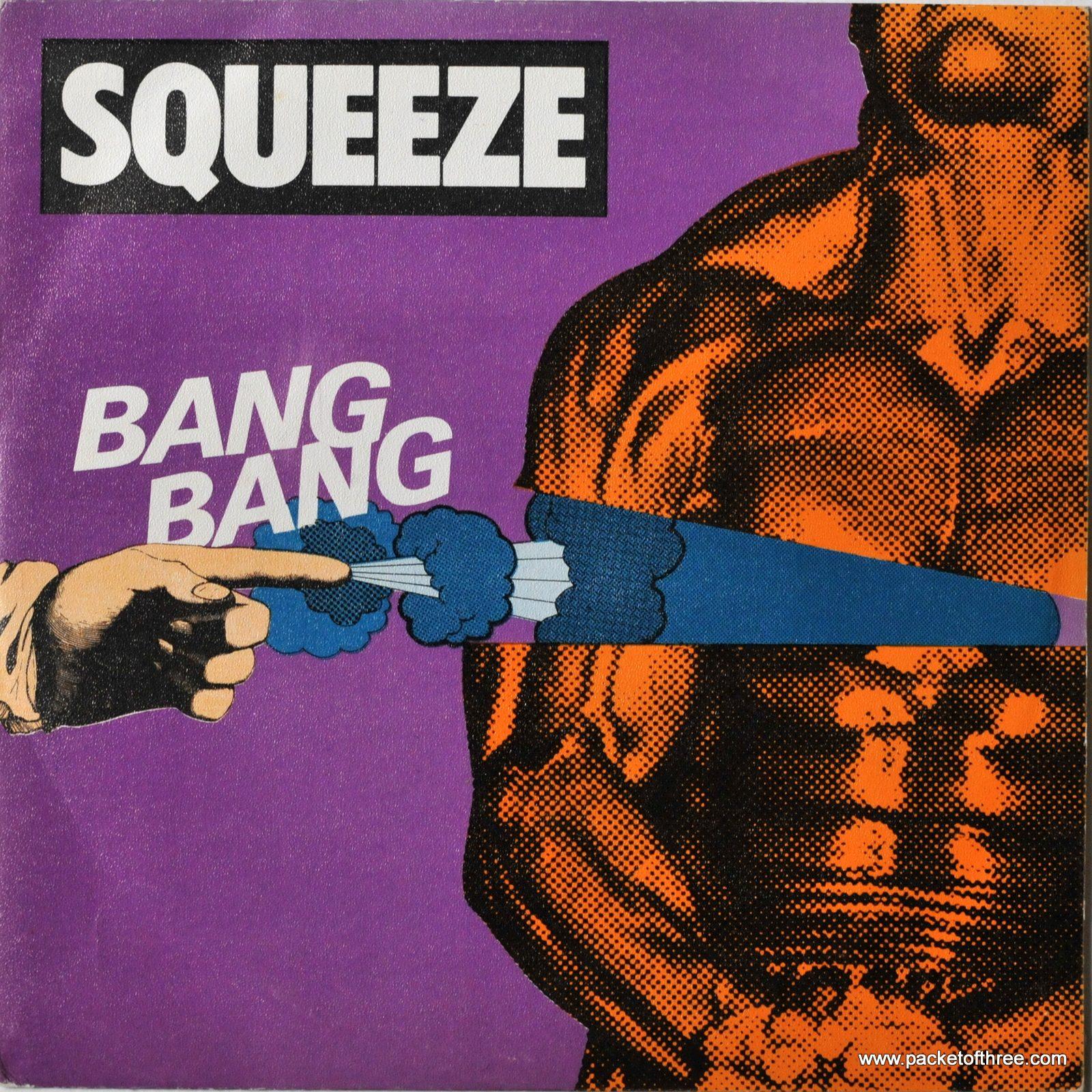 "Bnag Bang - Spain - 7"" - picture sleeve"