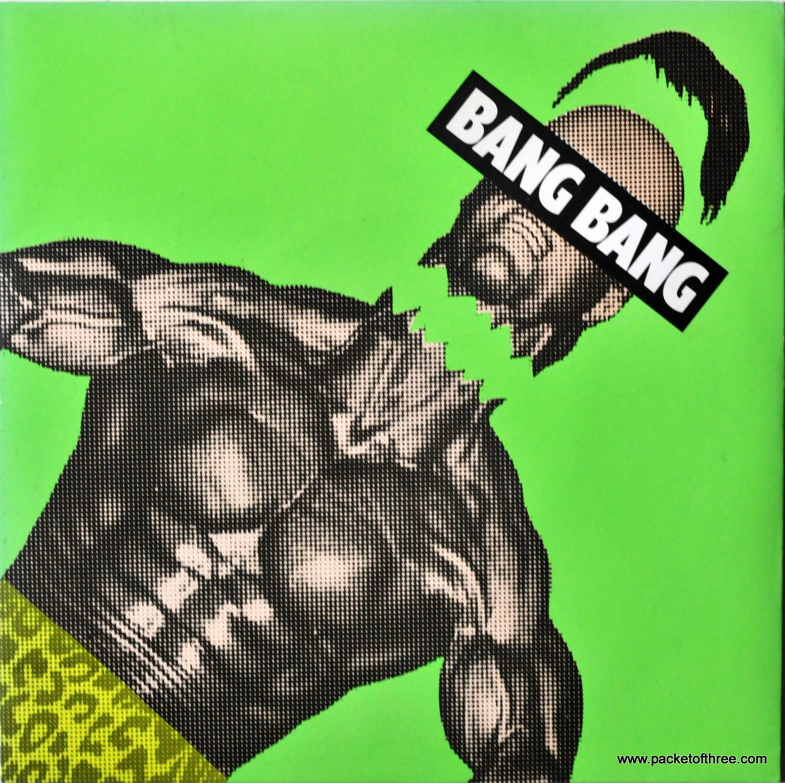 Bang Bang – UK – 7″ – picture sleeve