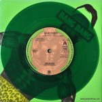 Bang Bang – UK – 7″ – picture sleeve - green vinyl