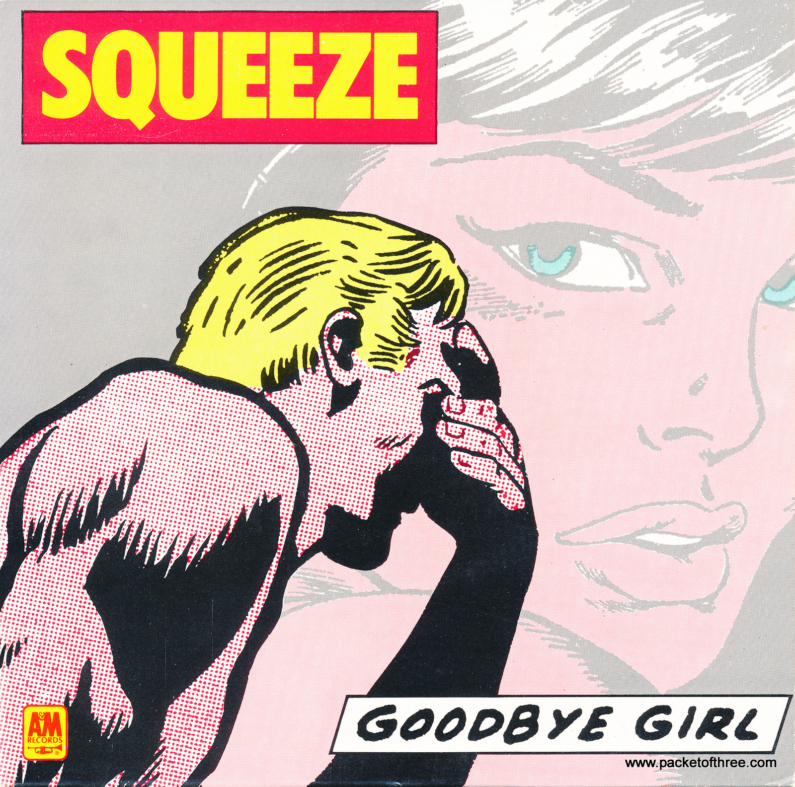Goodbye Girl – UK – 7″ – picture sleeve
