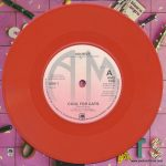 Cool For Cats – UK – 7″ – picture sleeve – darker red vinyl