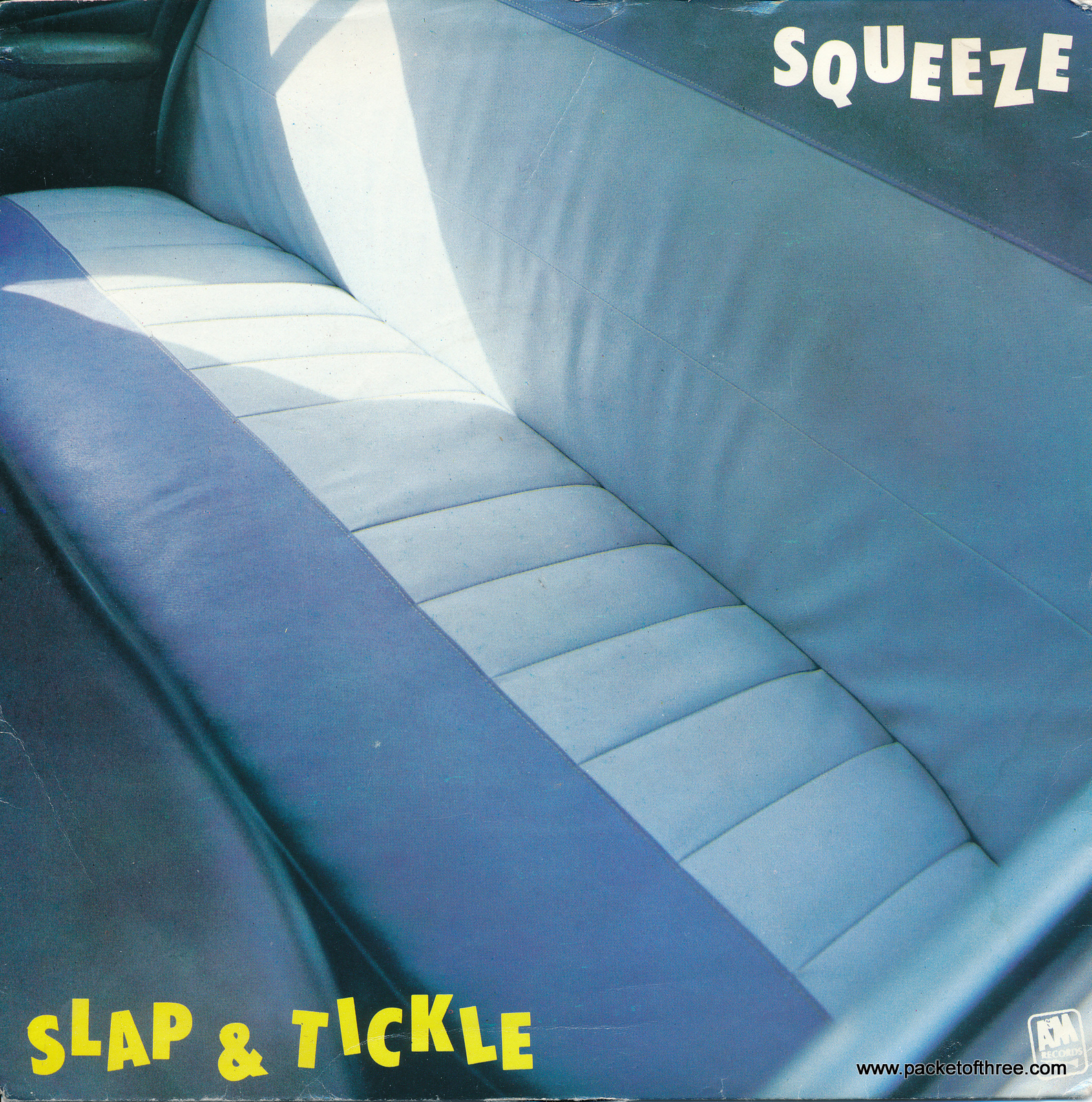 "Slap and Tickle - UK - 7"" - picture sleeve"