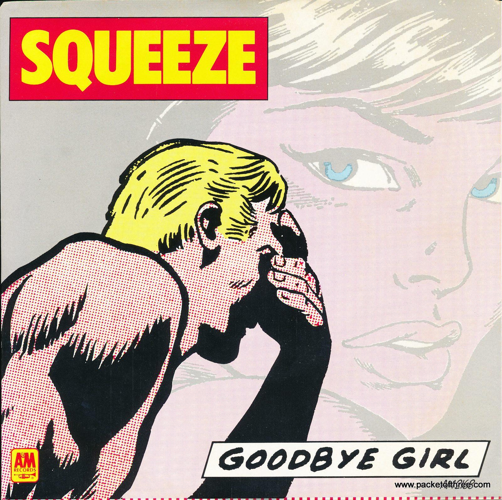 Goodbye Girl – USA – 7″ – picture sleeve