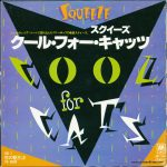 "Cool For Cats - Japan - 7"" - picture sleeve"