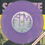 "Up the Junction - UK - 7"" - picture sleeve - lilac vinyl"