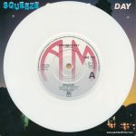 "Christmas Day - UK - 7"" - white vinyl - picture sleeve"
