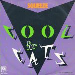 "Cool For Cats - Netherlands - 7"" - picture sleeve"