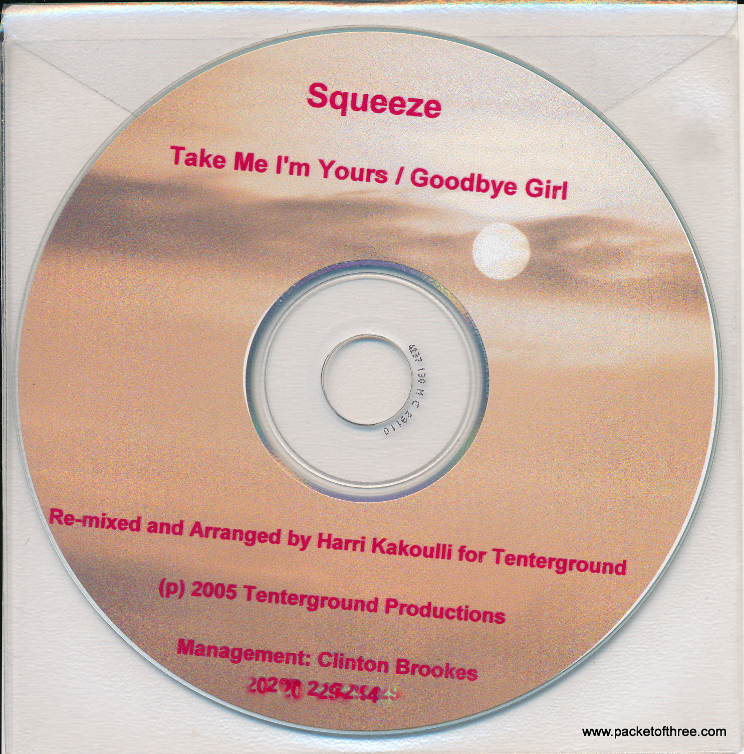 Take Me I'm Yours - Kakoulli Remix